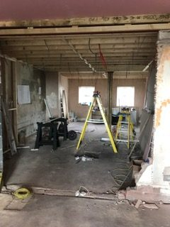 office refurbishment, Port Agency Grimsby